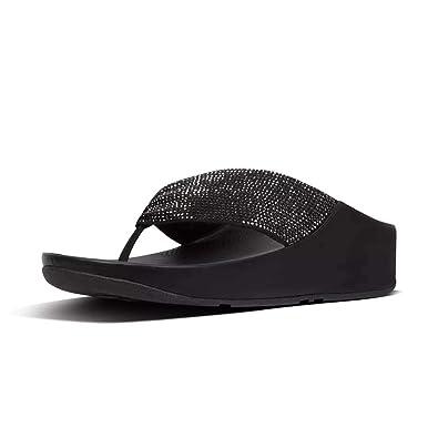 a654b3e28fe1 FitFlop R49 Women s Twiss Crystal Sandal