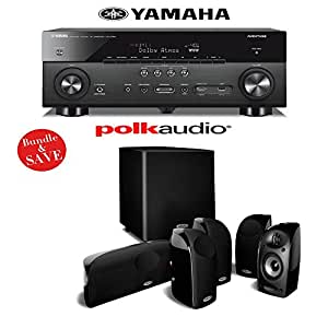 Yamaha Aventage   Channel Network A V Receiver Rx A Bl Review