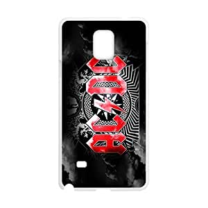 Rockband Ac/Dc Phone Case for Diy For Touch 4 Case Cover