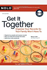 Get It Together (Organizing Your Records So Your Family Won't Have To) Paperback