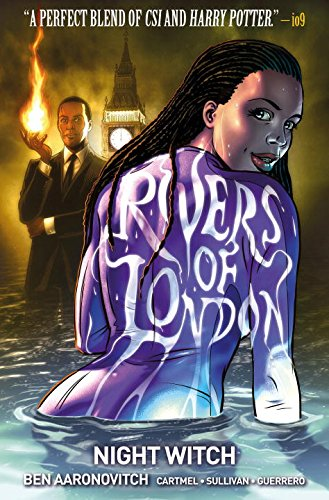 Book Cover: Rivers of London: Volume 2 - Night Witch