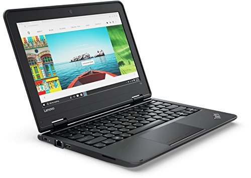 2018 Newest Flagship Lenovo Thinkpad 11E (4h Generation) 11.6'' Notebook, Intel i3-7100U , 128GB M.2 SSD, 4GB DDR4, 802.11ac, Bluetooth, Win10 by Lenovo