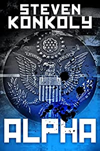 Alpha by Steven Konkoly ebook deal