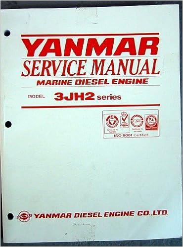 Yanmar Service Manual Marine Diesel Engi: Yanmar: Amazon com: Books