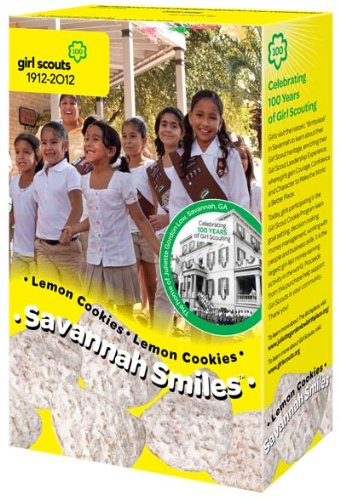 Girl Scout Cookies 12 Boxes