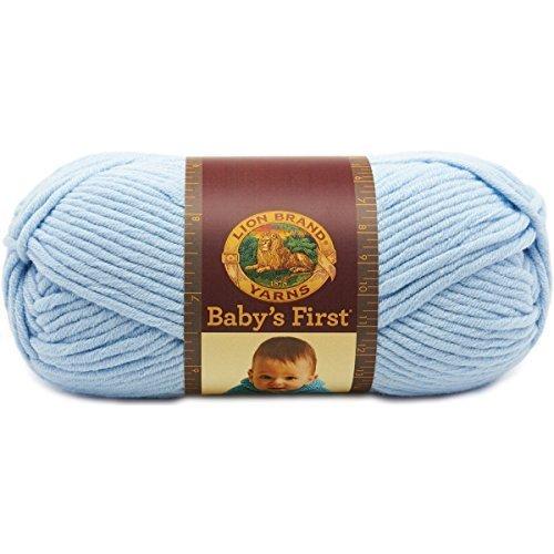 Lion Brand Yarn Company 1-Piece Baby Yarn's First Yarn, Splish Splash Blue by Lion Brand Yarn Company