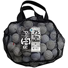 Reload Recycled Golf Balls 75 Ball Mesh Bag