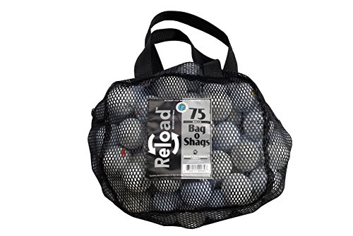 Reload Recycled Golf Balls 75 Ball Mesh Bag