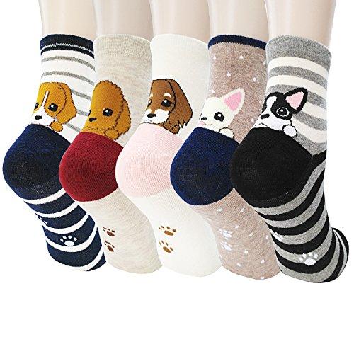 Women Cartoon Animal Pattern Cotton product image