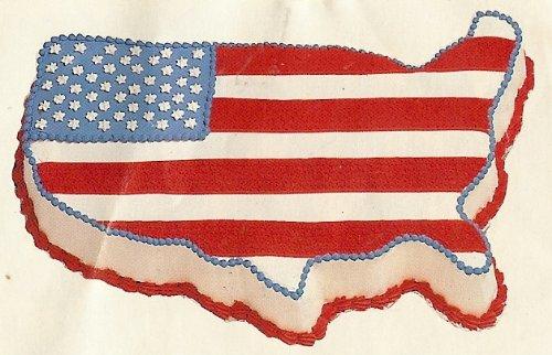united states cake pan - 1