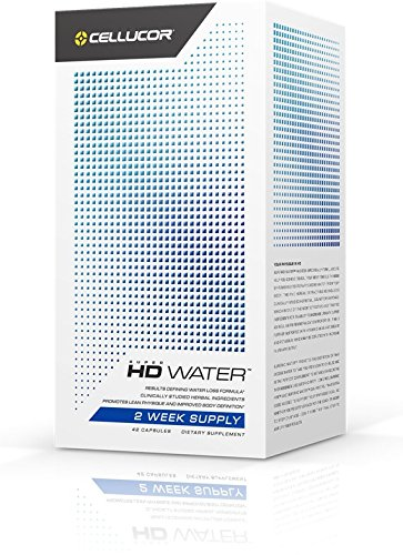 Cellucor Superhd Water Diuretic Supplement Relieve Water Retention Increase Water Weight Loss 2