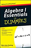 Algebra I Essentials For Dummies (For Dummies Series)