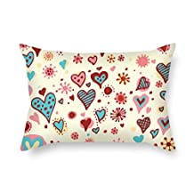 Love Pillow Cases Best For Bar Christmas Club Bar Seat Deck Chair Father 16 X 24 Inches / 40 By 60 Cm(two Sides)