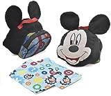 Disney Mm Mickey Pillow On The Go
