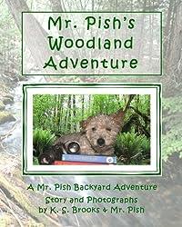 Mr. Pish's Woodland Adventure (Mr. Pish Backyard Adventure) (Volume 1)