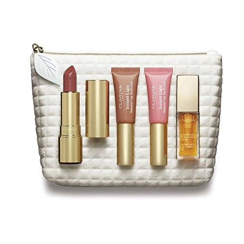 Collection Clarins (Clarins Luscious Lips Collection 4-piece Set)