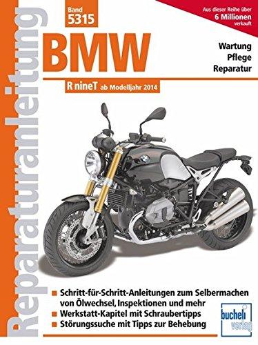 BMW RnineT: ab Modelljahr 2014 (Reparaturanleitungen) Taschenbuch – 28. September 2017 bucheli 3716822213 Auto / Motorrad / Moped Bildband