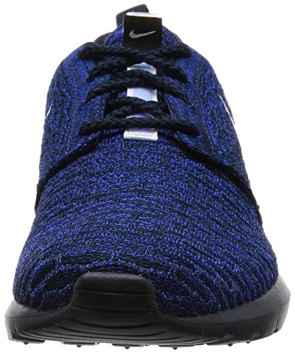 Obsidian blue Racer Men White Black Shoes Flyknit Nm Berry s Gymnastics Dark Nike Roshe aw7Rqx76