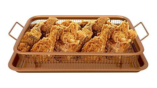 heartyhug-new-xl-copper-ti-cerama-non-stick-crisper-tray-cooking