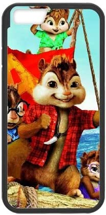 Alvin And The Chipmunks Chipwrecked 2011 Iphone 6s 4 7 Inch Cell Phone Case Black Yyfd 072589 Amazon Co Uk Electronics