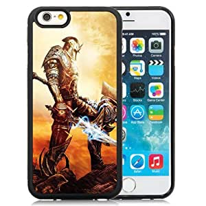 Beautiful Custom Designed Cover Case For iPhone 6 4.7 Inch TPU With Kingdoms of Amalur Reckoning Phone Case