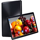 Bestenme 10 inch Tablet Octa Core 1280X800 IPS Bluetooth RAM 4GB ROM 64GB 8.0MP 3G Dual sim Phone Call Tablets PC Android 7.0 GPS (CD-Black 64GB)