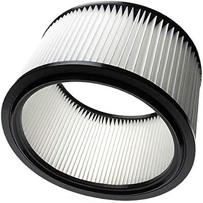 vhbw Filtro de aspirador compatible con Hilti VCU 40 L aspirador; filtro de pliegues: Amazon.es: Hogar