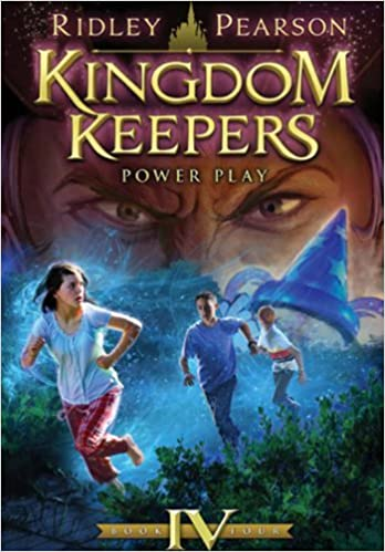 Power Play (Turtleback School & Library Binding Edition) (Kingdom Keepers) by Ridley Pearson (2012-02-28)