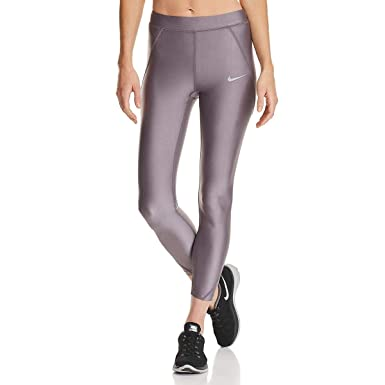 16d634d644a Amazon.com  Nike Womens Power Speed 7 8 Tights  Clothing