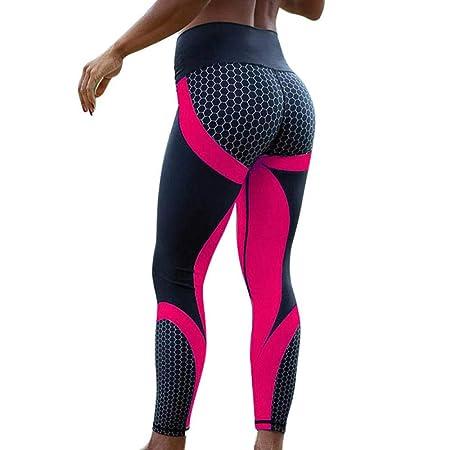 XYL Sports Leggins para Damas,Pantalón Deportivo de Mujer,Malla ...