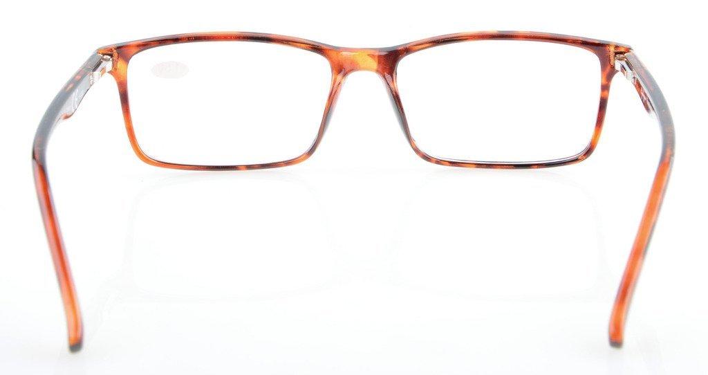 Eyekepper I lettori di qualità Primavera-cerniere occhiali da lettura Tortoise +2.25 HlgymDvo9A