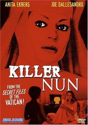Killer Nun by Blue Underground by Giulio Berruti by Blue Underground