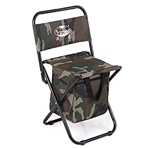 amazon com wqwl outdoor camouflage foldable camping chair hiking