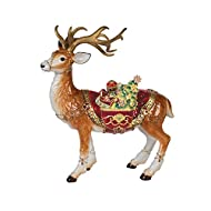 Fitz and Floyd 49-660 Renaissance Holiday, Deer Figurine
