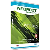 Webroot AntiVirus 2016 | 3 Devices | 1 Year | PC [Download]