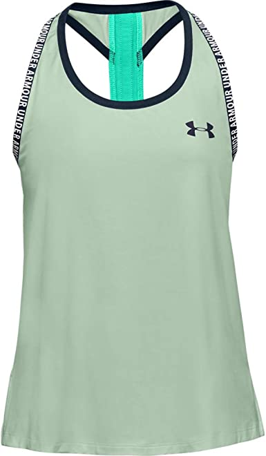 Folleto tubería Decepcionado  Under Armour UA Knockout Tank, camiseta de tirantes, camiseta deportiva  para mujer mujer: Amazon.es: Ropa y accesorios