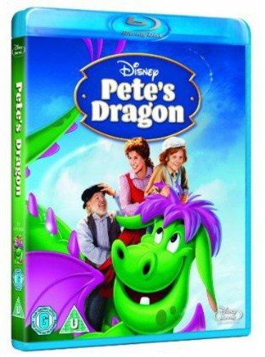 (Pete's Dragon [Blu-ray])