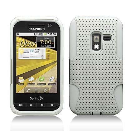 Aimo Wireless SAMR920PCPA018 Hybrid Armor Cheeze Case for Samsung Galaxy Attain 4G R920 - Retail Packaging - (Samsung Galaxy Attain 4g Case)