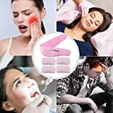 LotFancy Face Ice Pack for Jaw, Head and