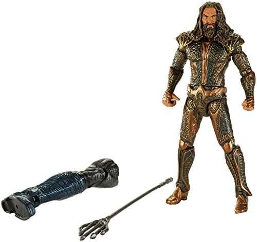 DC Comics Multiverse Justice League Aquaman Figure, 6