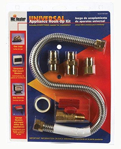 gas appliance shut off valve - 8