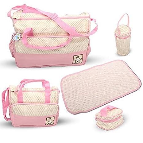 Bebé bolsas multifunción bebé pañal pañales bolsa/momia ...