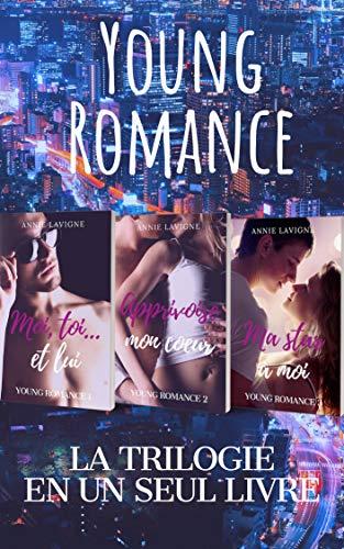 Amazon Com Young Romance La Trilogie Complete French