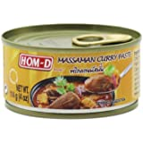 Hom-D Massaman Curry Paste, 114 g