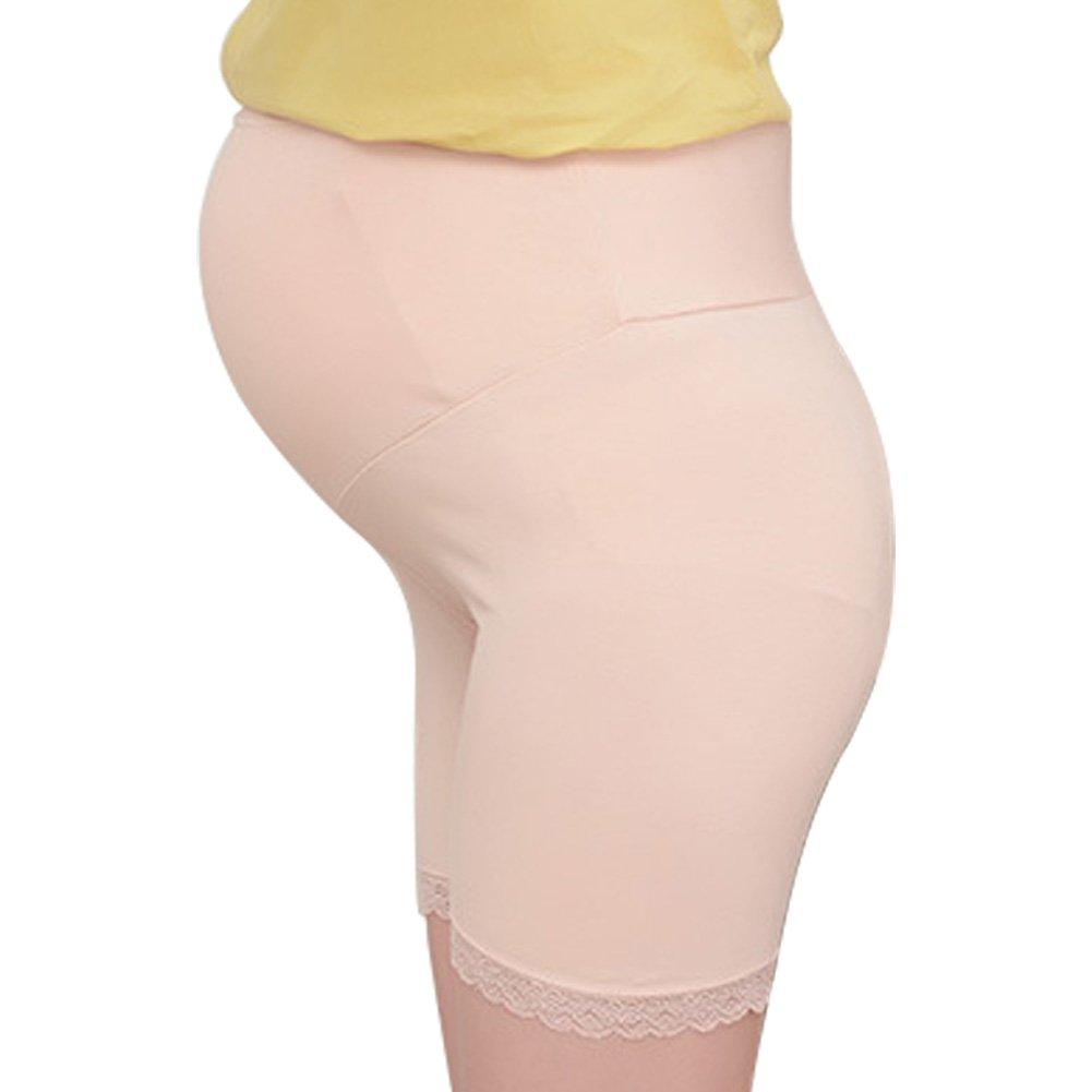 Zhuhaixmy Maternity Thin Shorts Over Bump Pregnancy Women Underwear Leggings High Cut