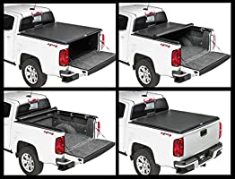Amazon Com Gator Sr1 Roll Up Fits 2014 2019 Toyota Tundra 6 5 Ft Bed Only Soft Roll Up Tonneau Truck Bed Cover 55510 Made In The Usa Automotive