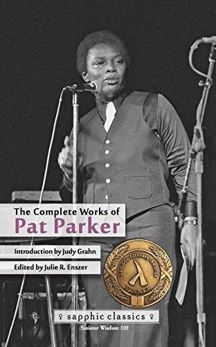 The Complete Works of Pat Parker (Sapphic Classics) [Pat Parker] (Tapa Blanda)