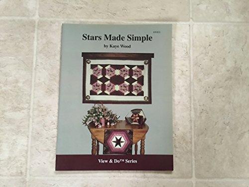 Stars Made Simple (View & Do Series) (Kaye Wood)