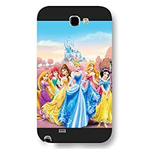 Diy White Hard Plastic Disney Castle For Ipod Touch 5 Cover