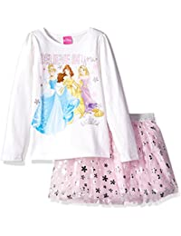 Girls' Princess Skirt Set
